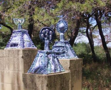 Damsels of Verdala by Gabriel Caruana at Verdala Palace - ACT