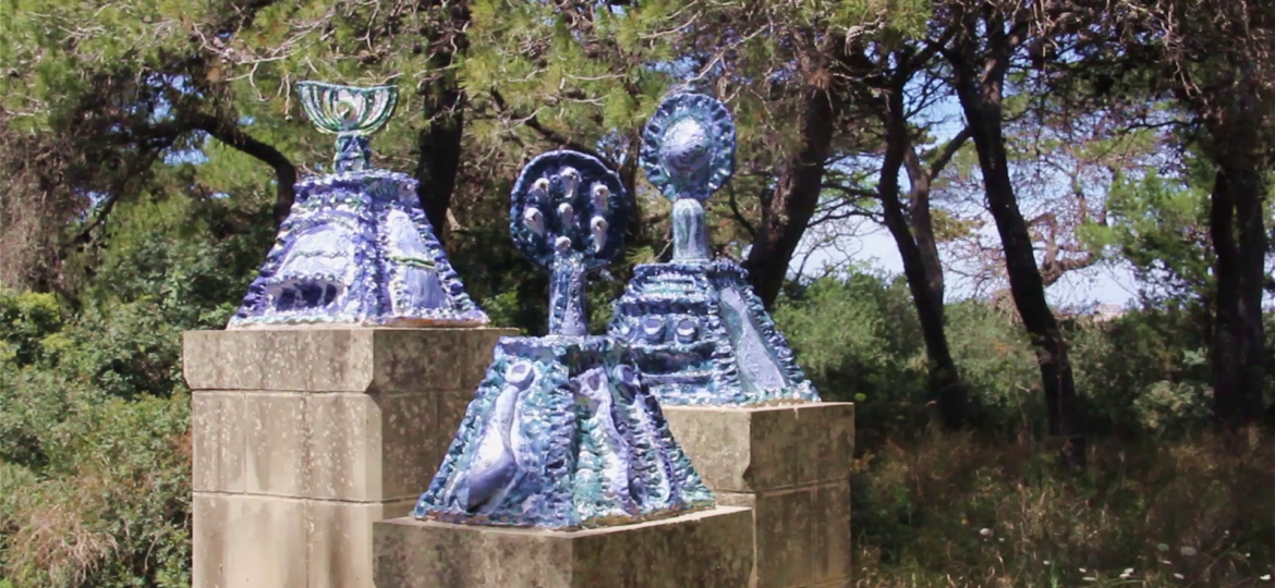 Damsels of Verdala by Gabriel Caruana at Verdala Palace - ACT